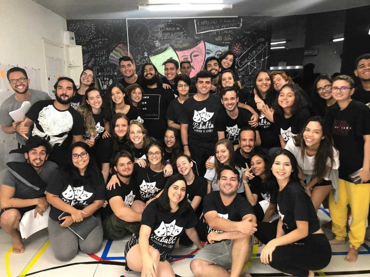 Ribalta apresenta o musical O Rei do Show no Teatro Tobias Barreto (Foto: Via Assessoria do Evento)
