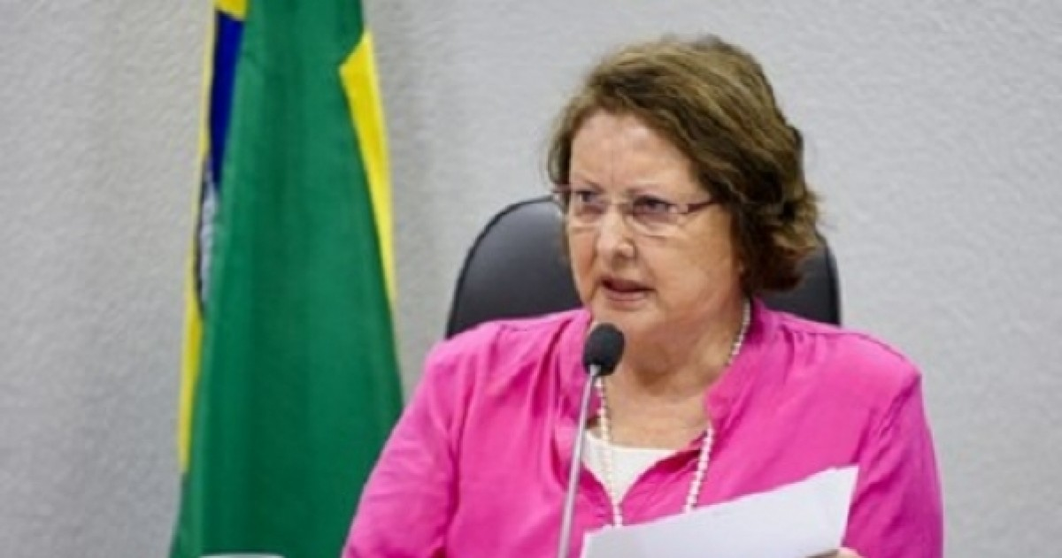 Senadora Maria do Carmo Alves (Foto: Assessoria Maria do Carmo Alves)
