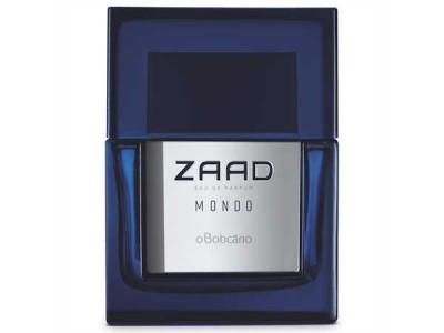 Zaad Mondo, lançamento upper premium do Boticário, convida o homem a buscar novas descobertas (Imagem: Divulgação/O Boticário)
