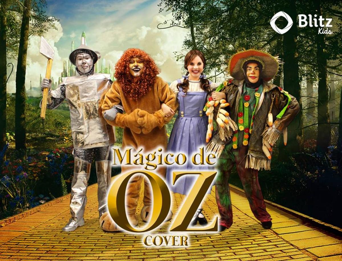 O Mágico de Oz Cover (Imagem: Divulgação)