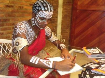 Poeta Wilton Santos (Foto: Foto: Pisca Jr./Diário Sergipano)
