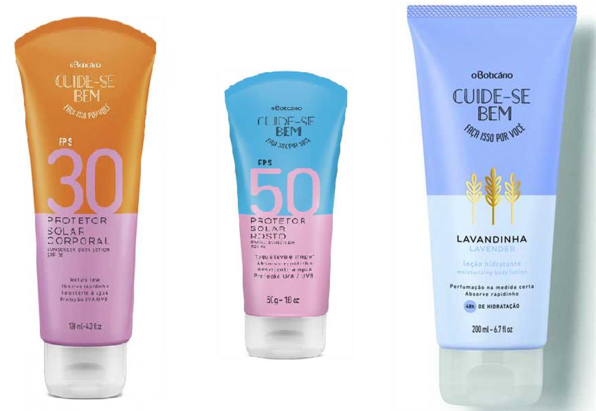 Confira 4 passos para cuidar da pele nos dias de folia (Foto: Assessoria O Boticário)