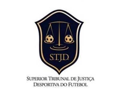 Vasco tem prazo de 3 dias para se manifestar sobre caso de homofobia (Imagem: Logo STJD)