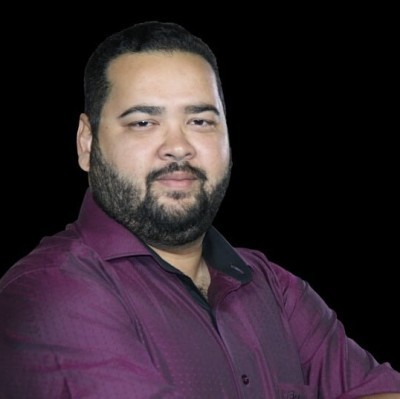 Marcio Rocha (Foto: Arquivo Pessoal)