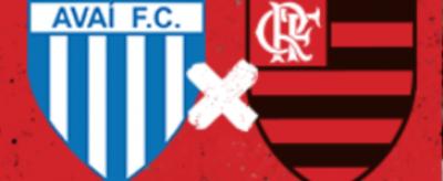 Flamengo vence o Avaí e faz o seu melhor turno desde 2006 (Imagem: Divulgação)