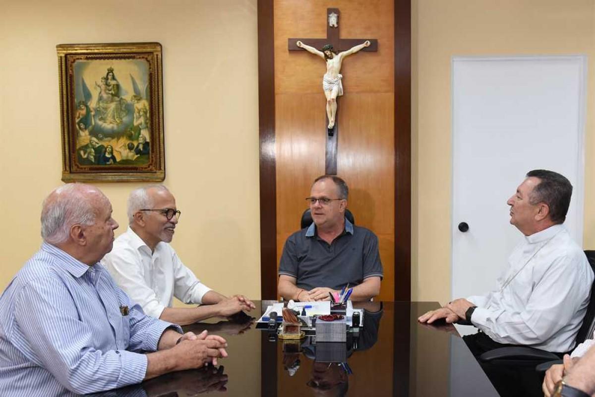 Sergipe terá roteiro religioso em homenagem à Irmã Dulce, ligando Aracaju e São Cristóvão (Foto: Ana Lícia Menezes/ PMA)