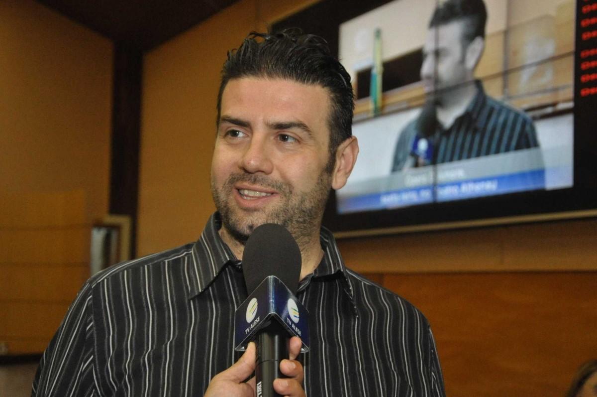 Maestro e tenor italiano, Sabino Martemucci (Foto de arquivo: Jadilson Simões/ Rede Alese)