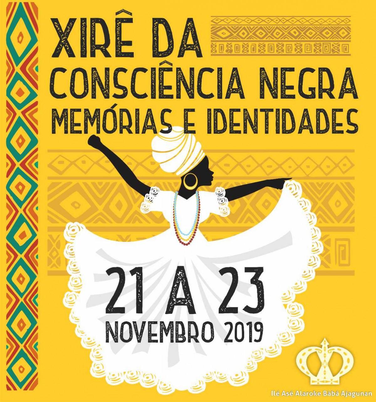 Memória e Identidade serão destaques no III Xirê da Consciência Negra (Imagem: Divulgação)