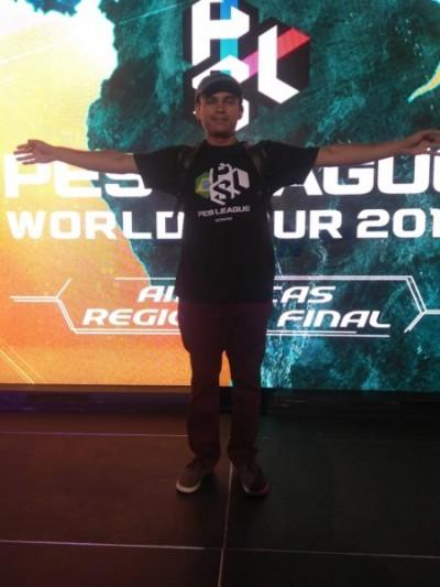 Atleta sergipano Luiz Bairral (Foto: Via Assessoria do Evento)
