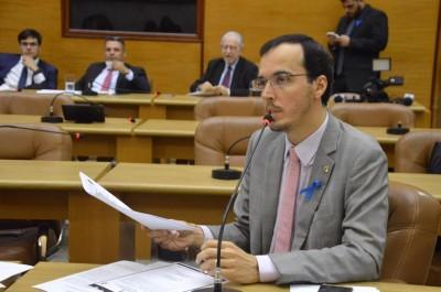 Deputado estadual Georgeo Passos (Foto: Assessoria Georgeo Passos)