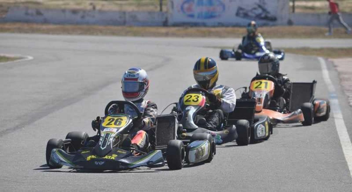 Campeonato Sergipano de Kart em Aracaju (Foto: Via Assessoria do Evento)
