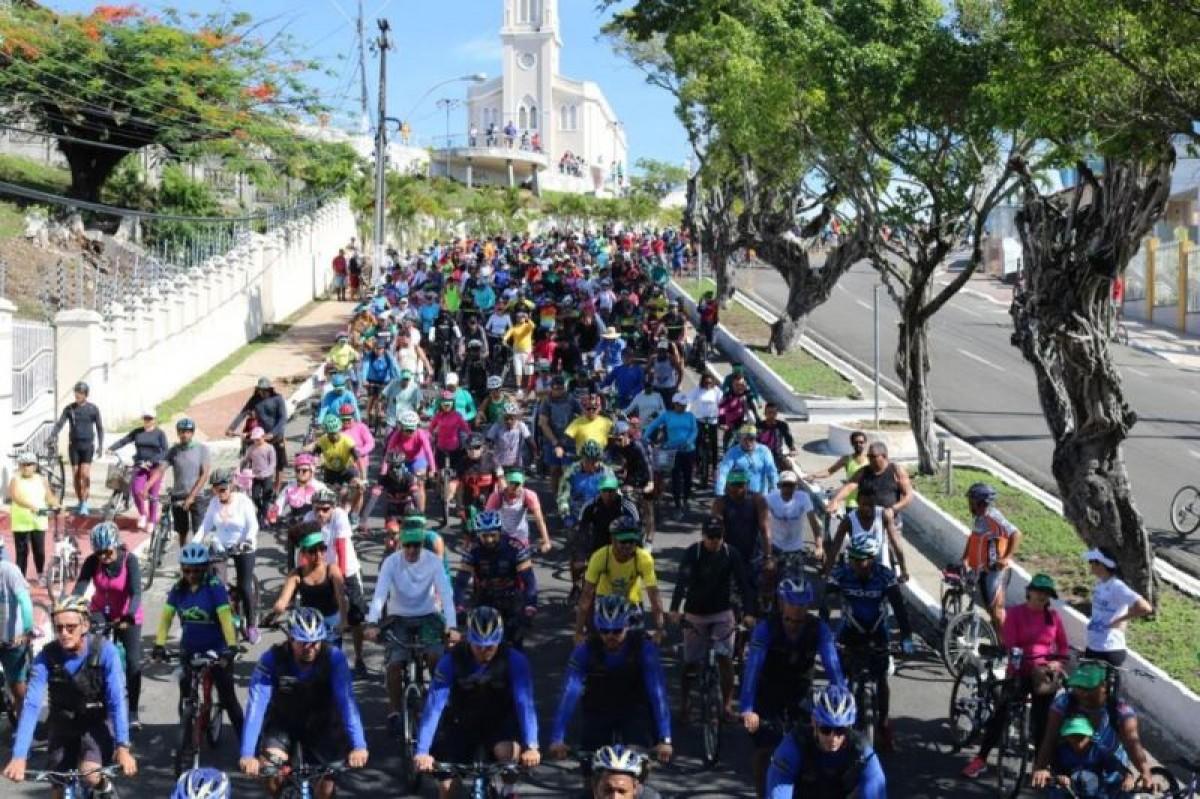 Prefeitura vai realizar Passeio Ciclístico em comemoração ao aniversário da cidade (Foto: SMTT/Aracaju)