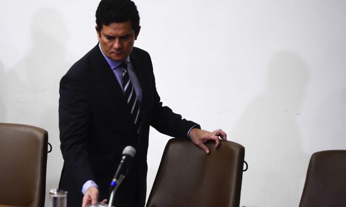PGR pede abertura de inquérito no STF para apurar declarações de Moro (Foto: Marcello Casal Jr./ Agência Brasil)