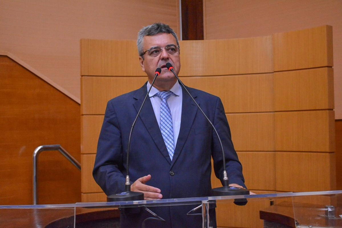 Aprovada indicação de Luciano Pimentel para prorrogação do Cartão Mais Inclusão (Foto: Assessoria Luciano Pimentel)