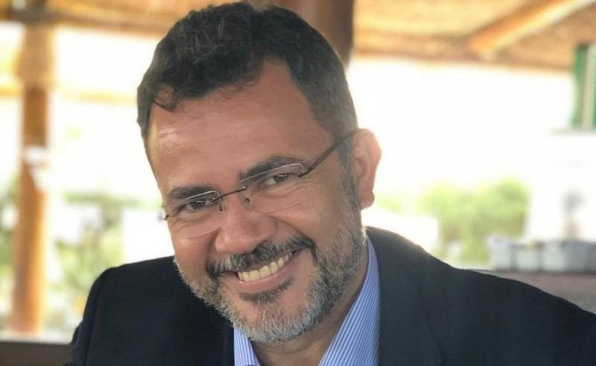 Diretor de Comunicação Social da Assembleia Legislativa, Marcos Aurélio Costa (Foto: Rede Alese)