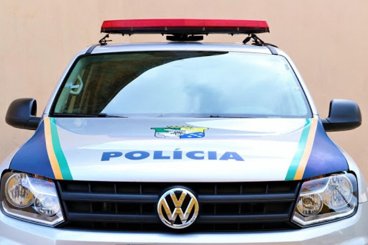 Homem é preso por policiais militares após acidente com vítima fatal em Salgado (Foto: SSP/SE)