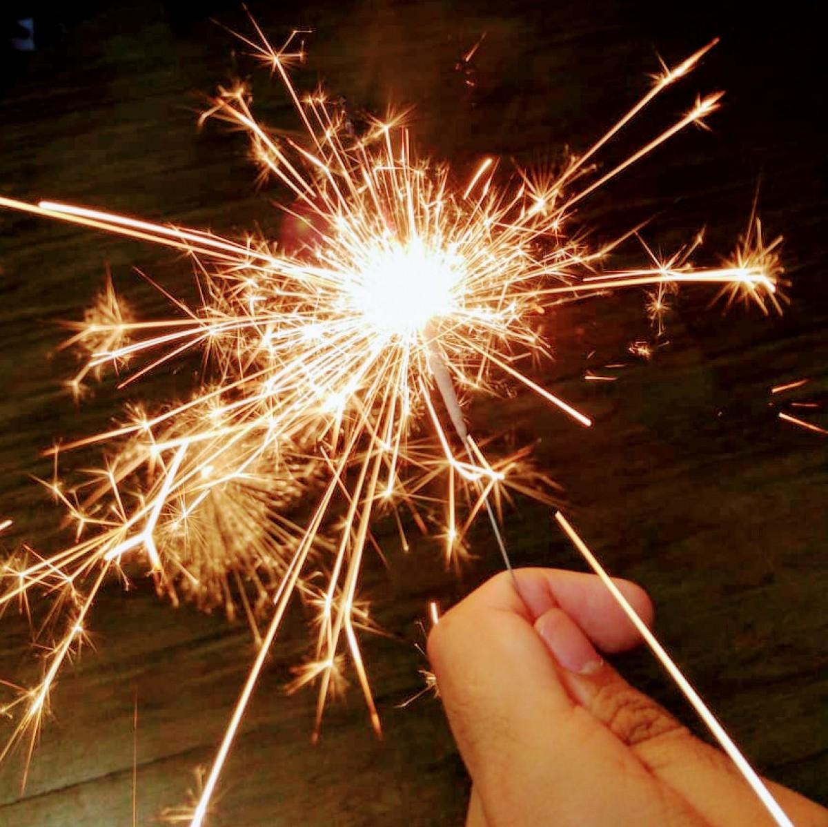 Fogueiras e fogos de artifício aumentam os riscos para Covid-19 (Foto: Asscom Semdec)
