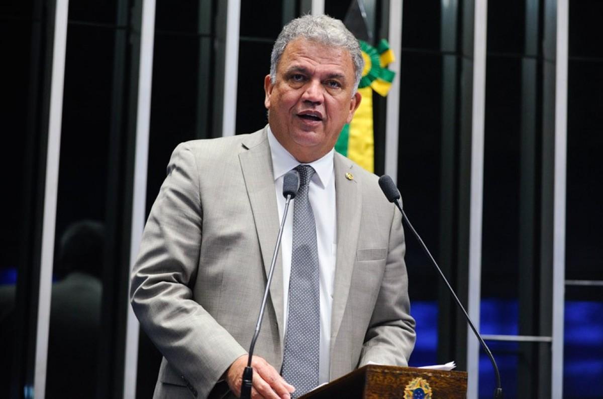 Proposta que beneficia os taxistas é do senador Sérgio Petecão (PSD-AC) e aguarda designação de relator (Foto de arquivo: Moreira Mariz/ Agência Senado)