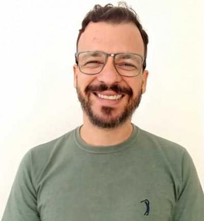 Terapeuta, instrutor de meditação e Mindfulness, André Britto (Foto: Assessoria de Imprensa Unit)