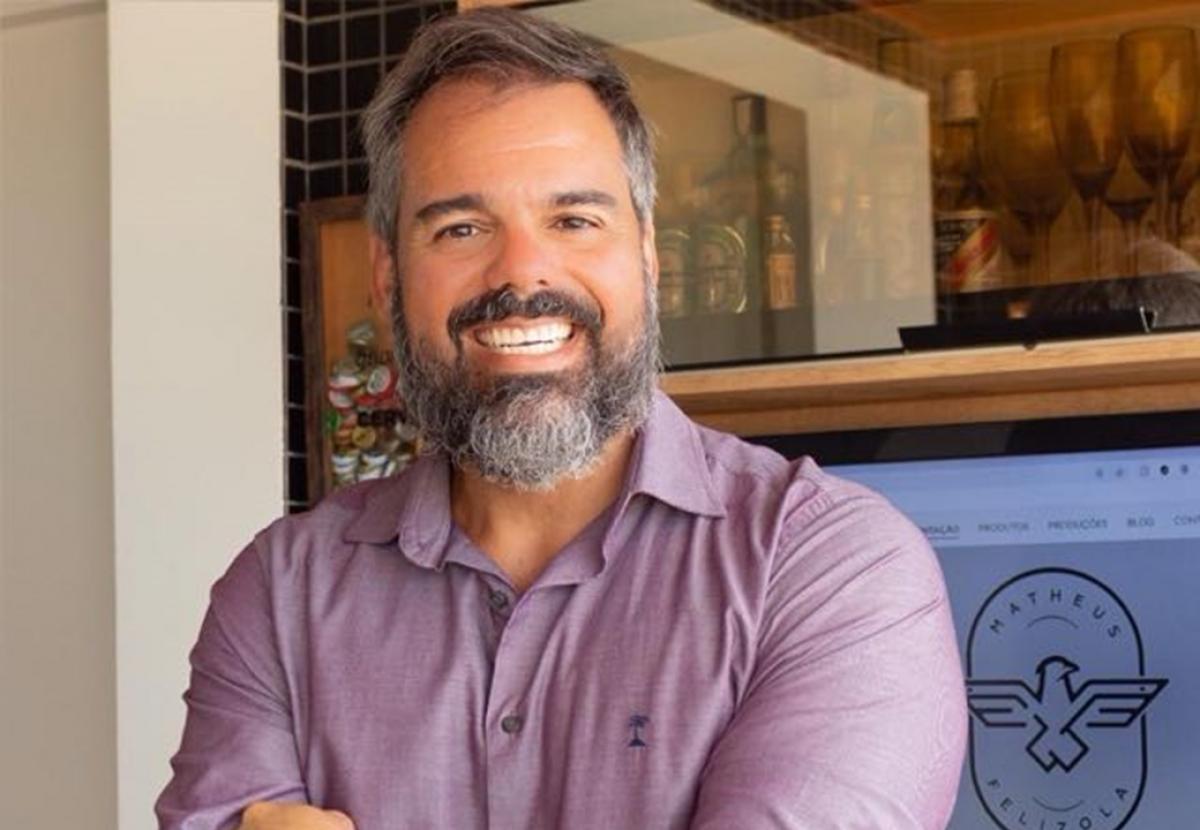 Matheus Felizola, publicitário e administrador (Foto: Assessoria de Imprensa Unit)