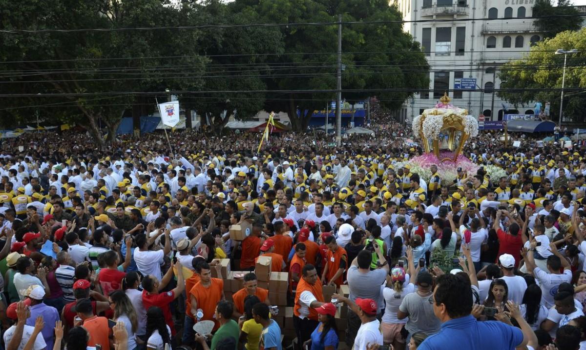 Arquidiocese de Belém cancela procissões do Círio de Nazaré (Foto: Agência Brasil)