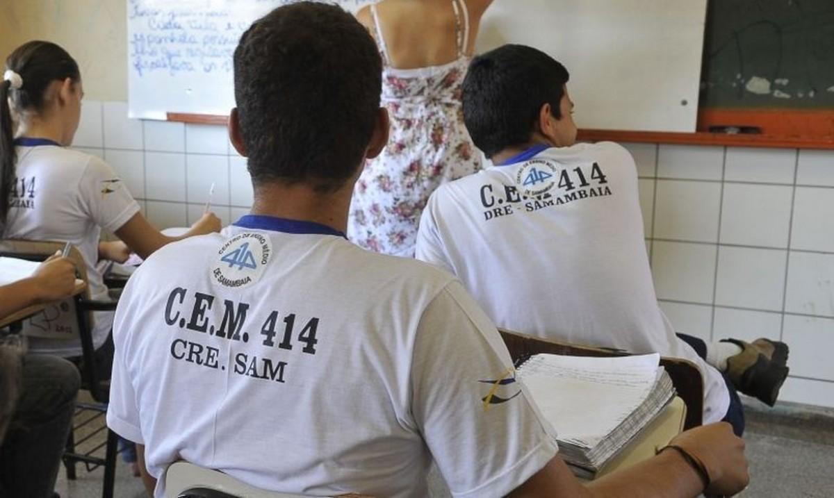 Lei que flexibiliza ano letivo é publicada com vetos (Foto de arquivo: Agência Brasil)