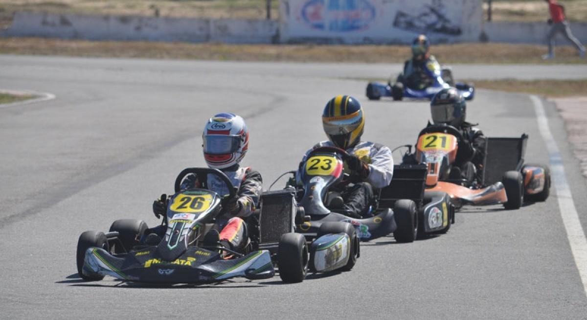 Campeonato Sergipano de Kart retorna neste sábado com evento só para pilotos (Foto: FM Assessoria)