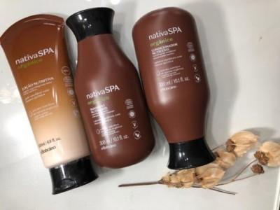 O Boticário apresenta Nativa SPA Orgânico, primeira linha de produtos orgânicos certificados de uma grande empresa brasileira de beleza (Imagem: Divulgação/ O Boticário)