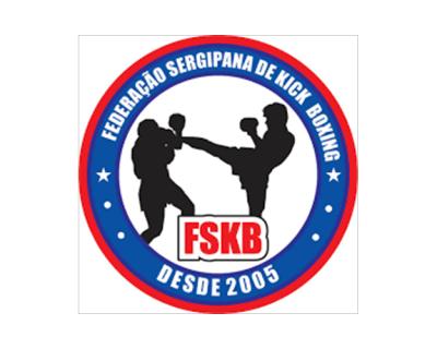 Federação Sergipana de Kickboxing promove camping de treinamento em Aracaju e Paripiranga (Imagem: Logo FSKB)