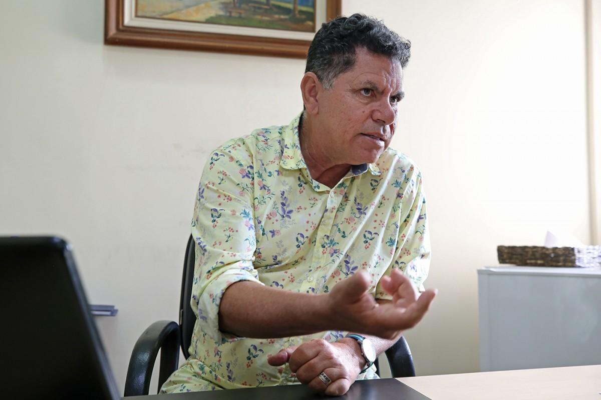 Presidente da Funcaju, Luciano Correia (Foto: Marcelle Cristinne/ PMA)