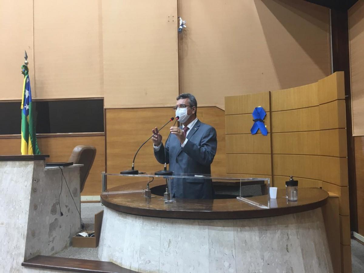 """""""Josa foi um dos principais nomes da cultura sergipana"""", afirma Luciano Pimentel (Foto: Assessoria Luciano Pimentel)"""