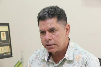 Presidente da Funcaju, Luciano Correia (Foto: Sergio Silva)