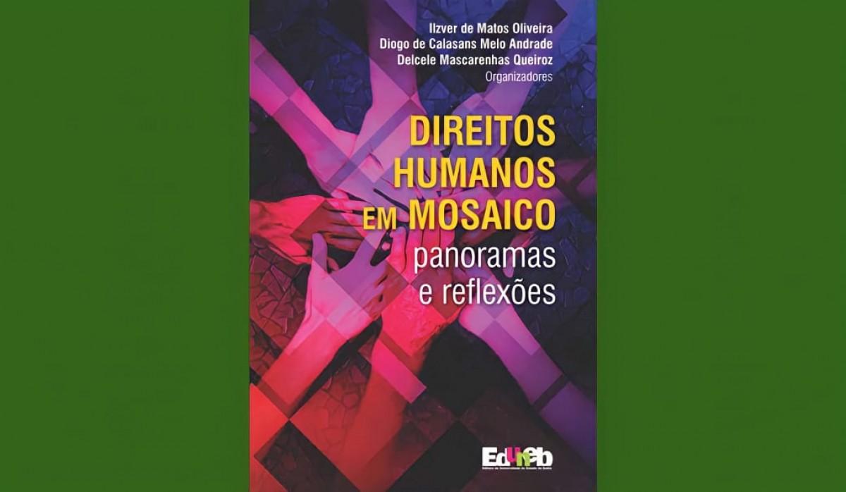 Docentes da Unit lançam obra sobre Direitos Humanos (Imagem: Via Assessoria de Imprensa Unit)
