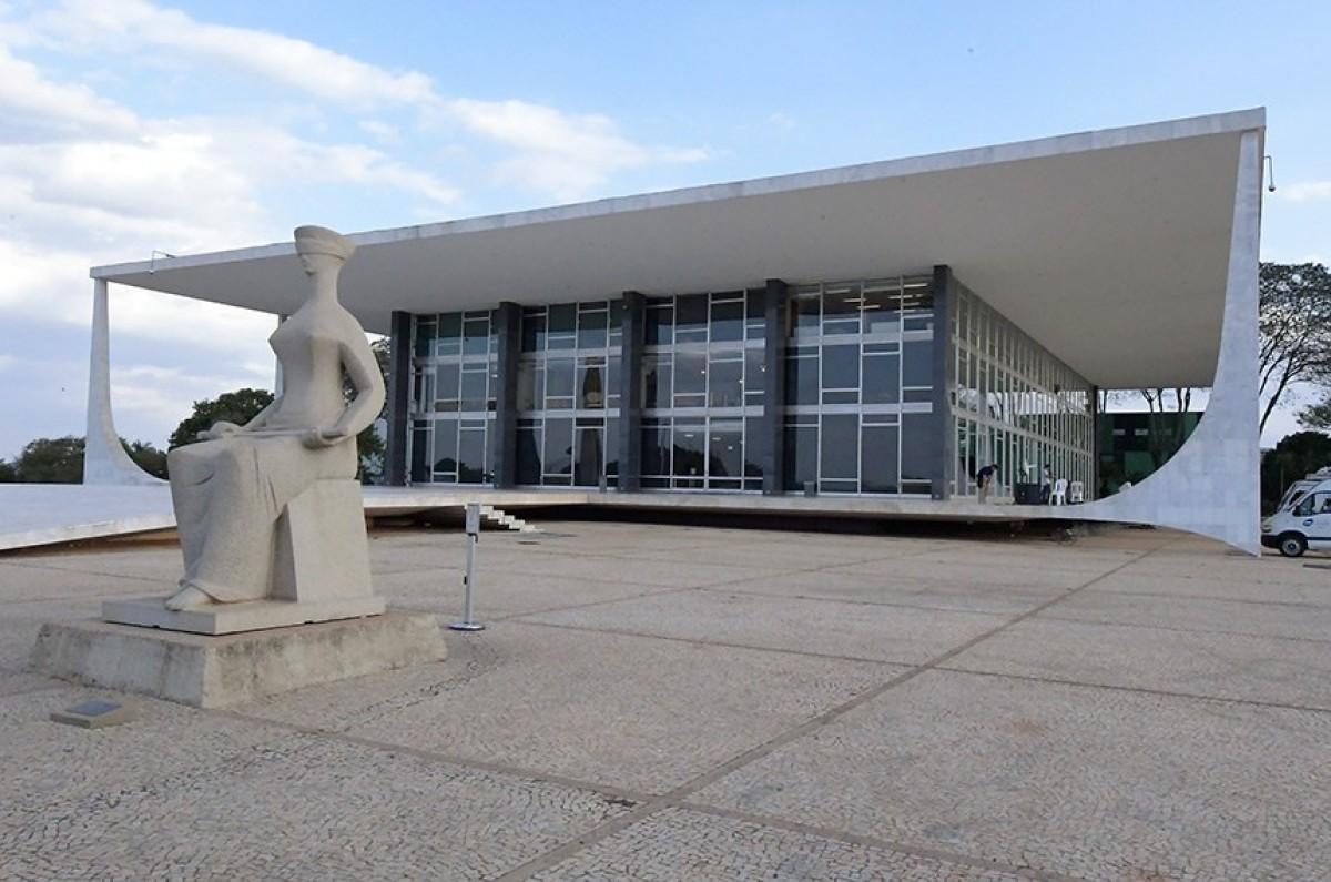 O Plenário do Supremo Tribunal Federal (STF) confirmou decisão liminar de Luís Roberto Barroso (Foto: Waldemir Barreto/ Agência Senado)
