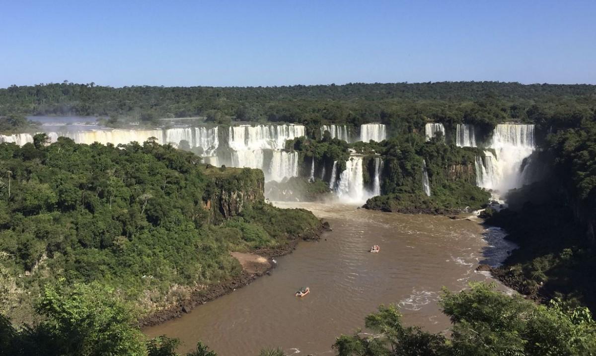 Meio Ambiente abre edital para concessão do Parque Nacional do Iguaçu (Foto: Fabíola Sinimbú/ Agência Brasil)