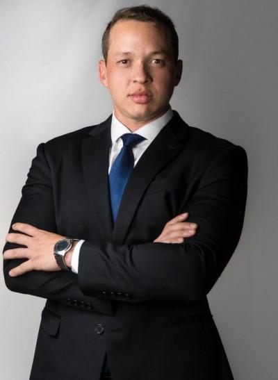 Dr. Andress Amadeus, sócio e advogado do Escritório Amadeus & Santos Advogados Associados (Foto: Divulgação)