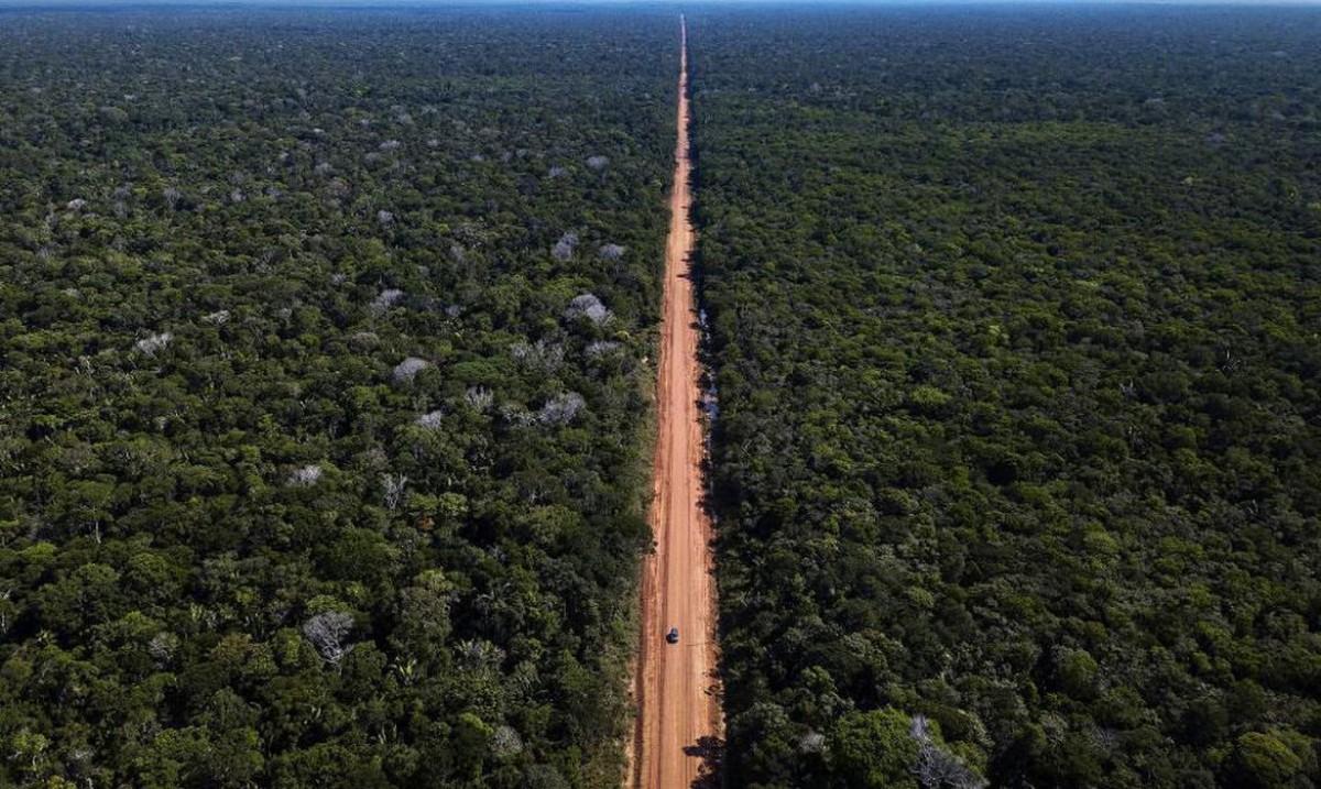 Sismógrafos registram terremoto de 4,7 graus no Amazonas (Foto: Divulgação/ Dnit)