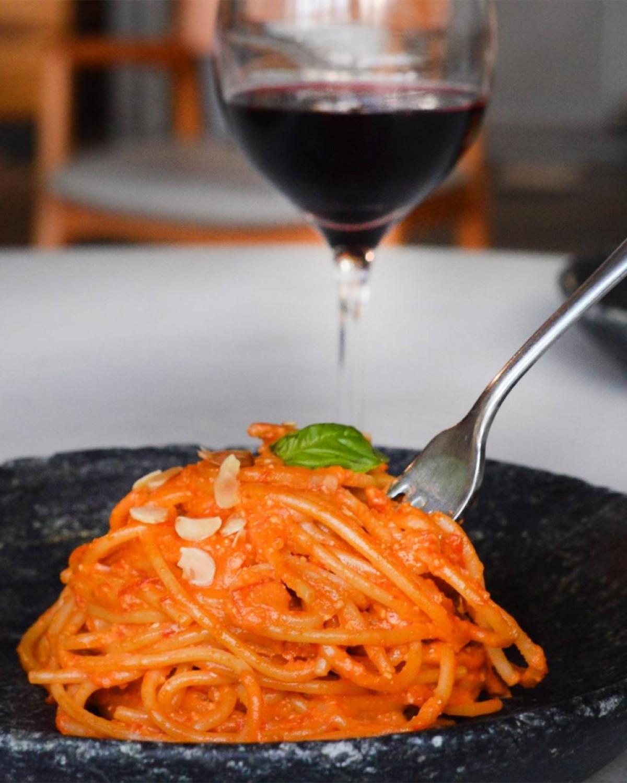 A proposta é reunir todos os alimentos italianos de qualidade em um único lugar (Foto: Carla Passos)