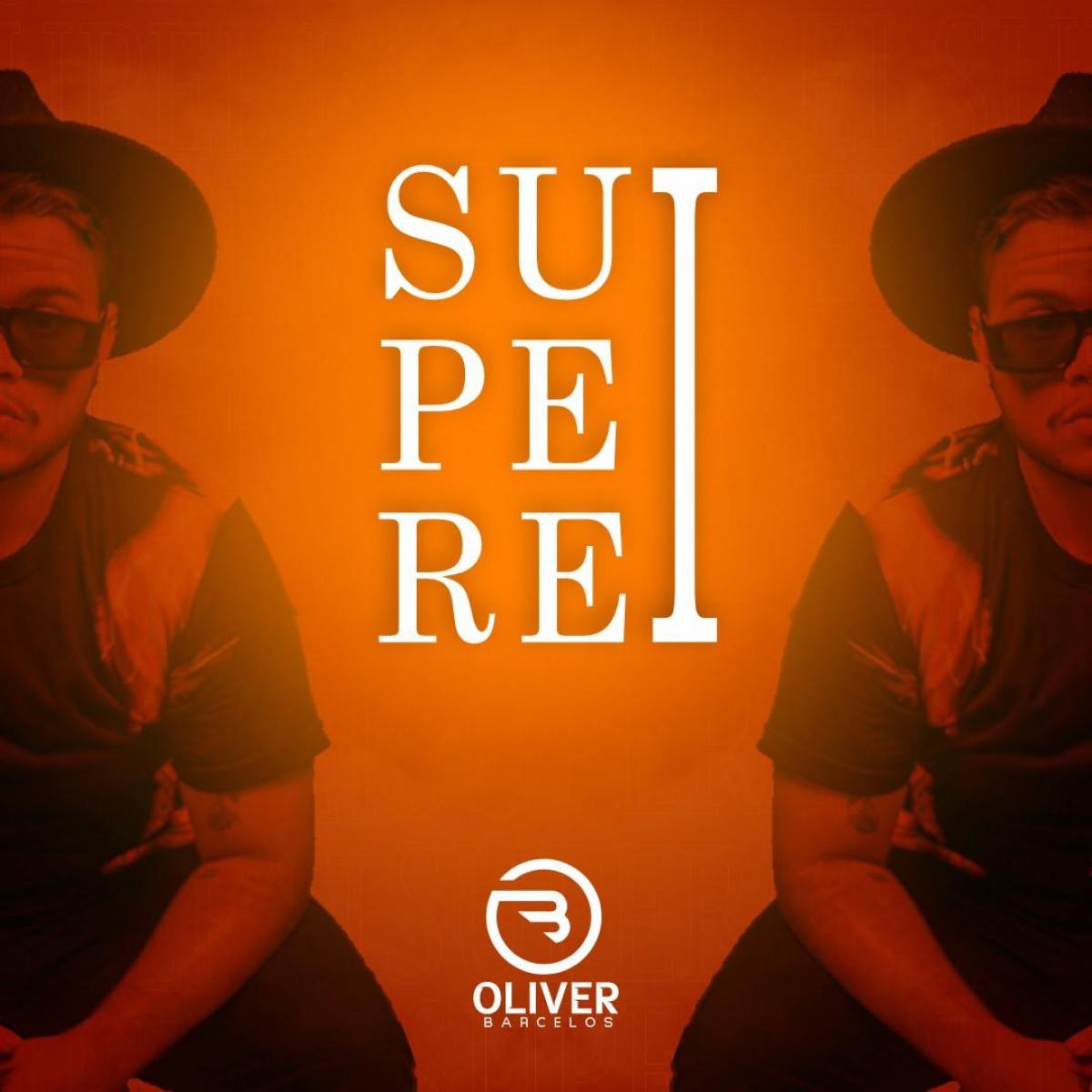 """Capa single """"Superei""""(Imagem: Divulgação)"""