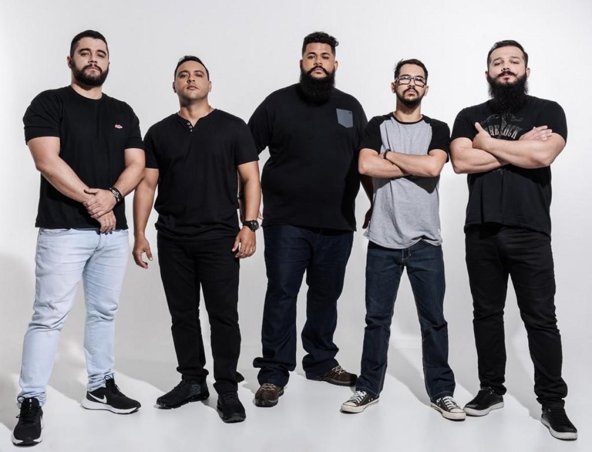 """Banda sergipana Newrox lança novo single e clipe """"Me derrete"""" (Foto: Divulgação)"""