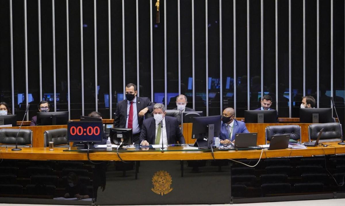 Plenário da Câmara aprova MP que viabiliza privatização da Eletrobras (Foto: Pablo Valadares/ Câmara dos Deputados)