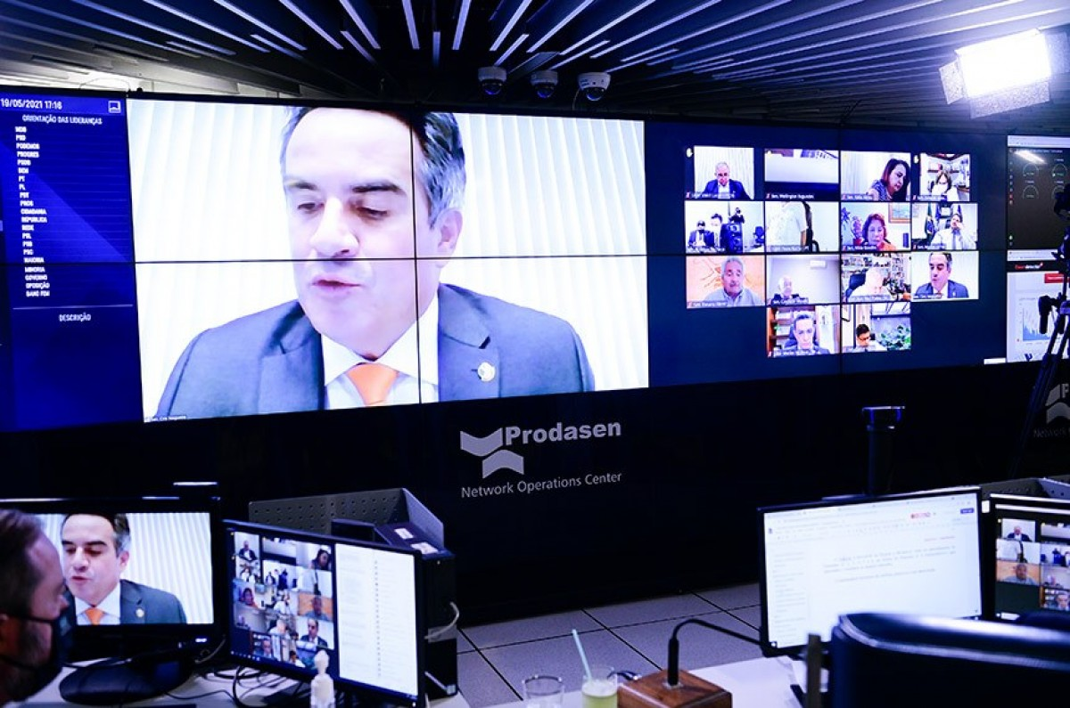 Uma das principais mudanças feitas pelo relator, o senador Ciro Nogueira, assegura ao filho que só tiver o sobrenome de um dos pais, o direito de acrescentar o sobrenome do outro, a qualquer tempo (Foto: Pedro França/ Agência Senado)