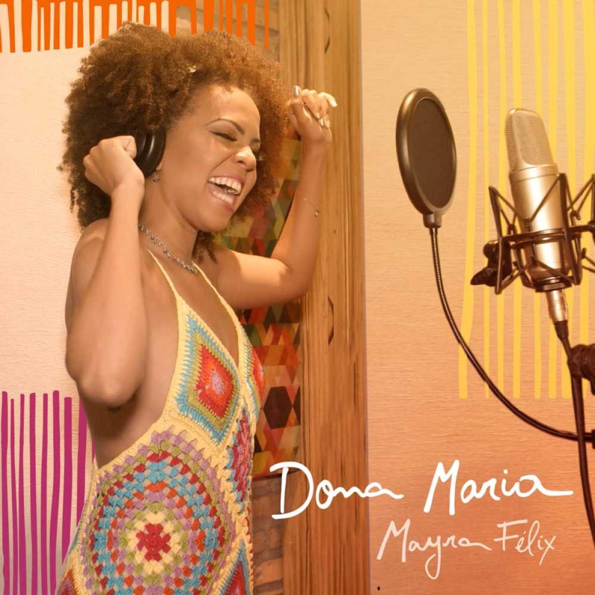 Mayra Félix lança novo single e videoclipe para exaltar a força da mulher no samba (Imagem: Assessoria)
