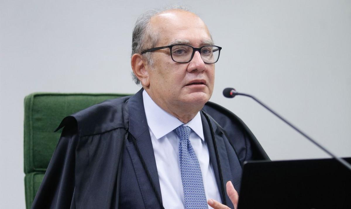 Gilmar Mendes defende atendimento dos juizados especiais federais (Foto: Fellipe Sampaio /SCO/ STF)