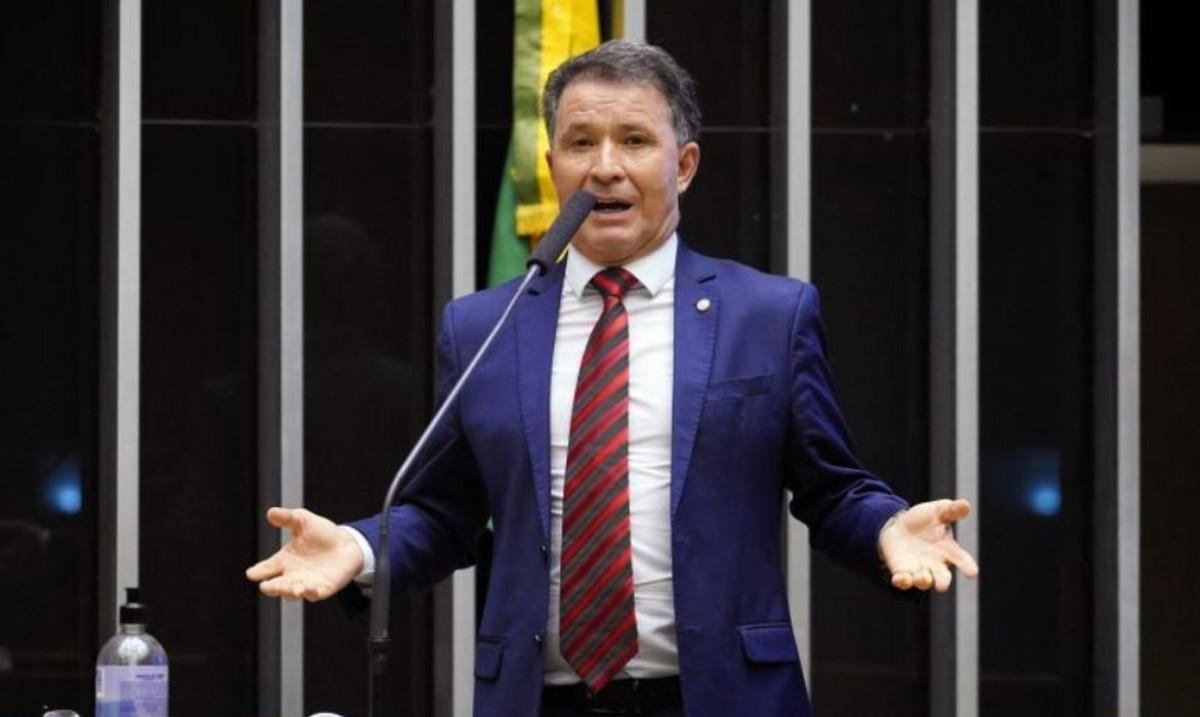 Deputado Federal Darci de Matos (Foto: Pablo Valadares/ Câmara dos Deputados)