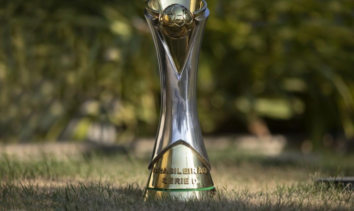 Série D do Campeonato Brasileiro começa nesta quarta, 26/5, com quatro jogos (Foto: Lucas Figueiredo/ CBF)