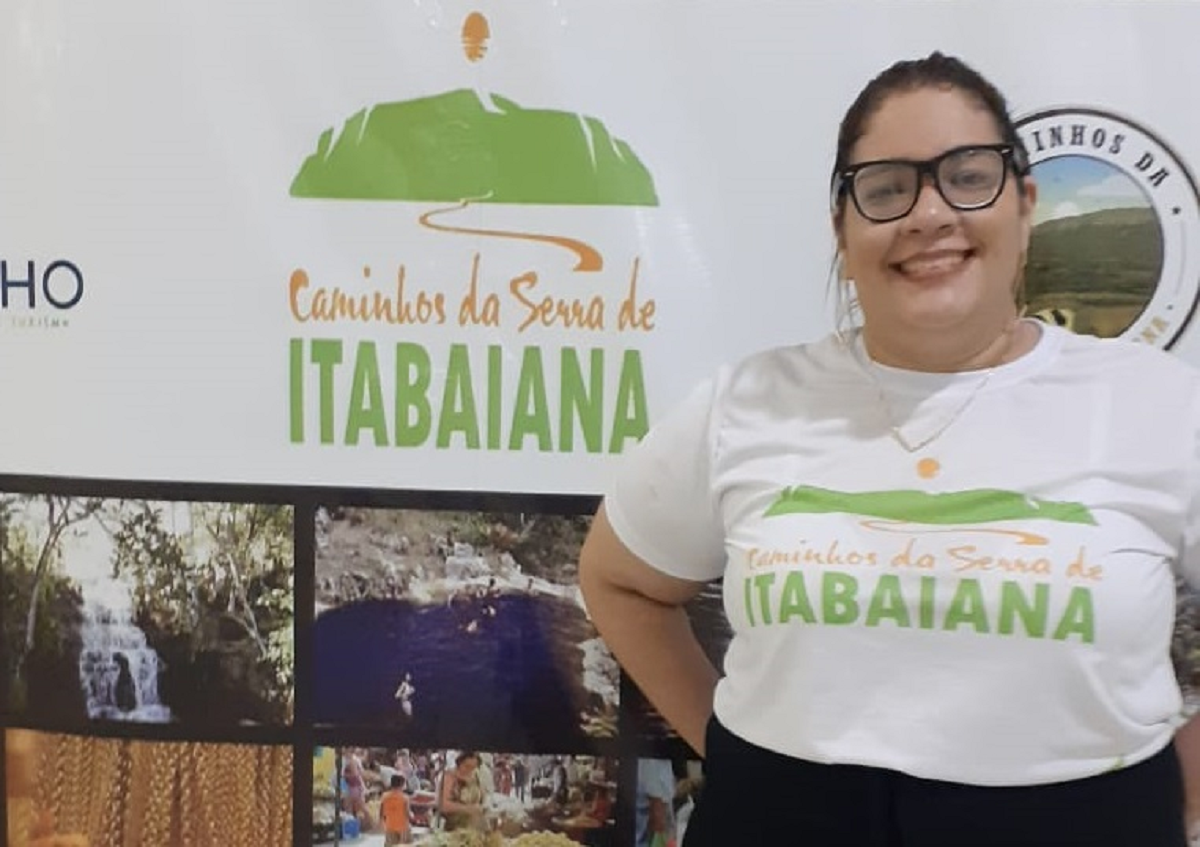 Ellen Carvalho, presidente da ABBTUR-SE (Foto: Navarro Comunicação)