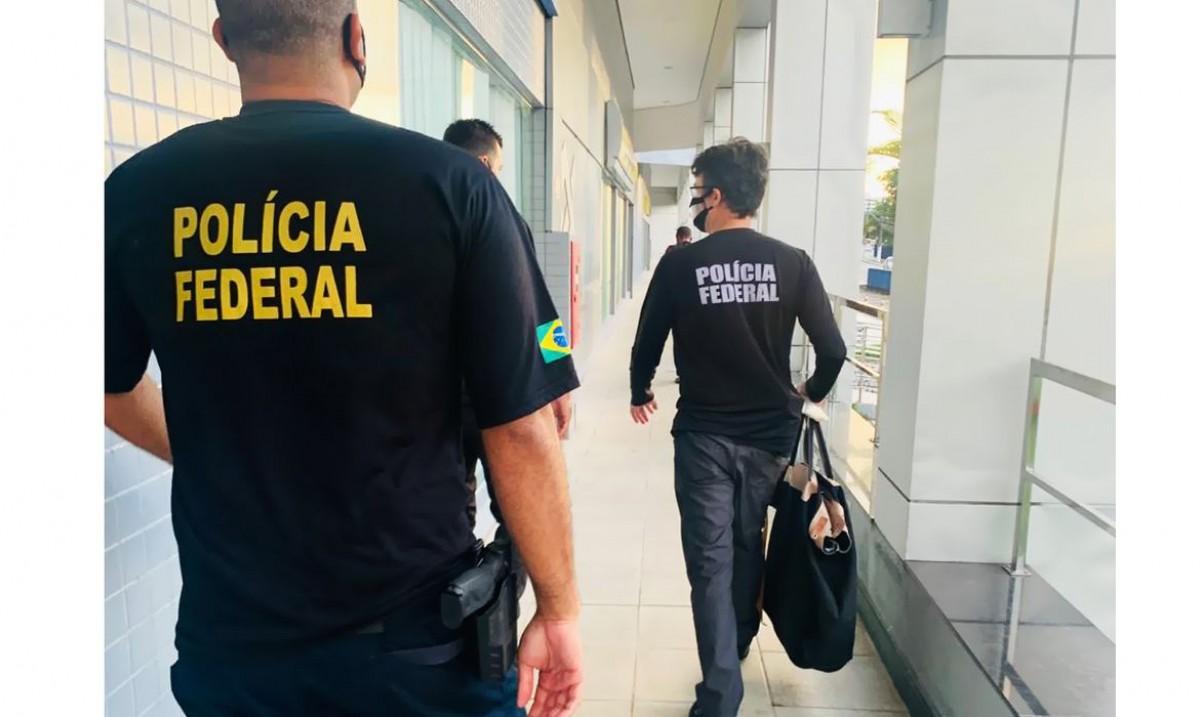 Governador do Amazonas é alvo de operação da Polícia Federal (Foto: Divulgação/ Policia Federal)