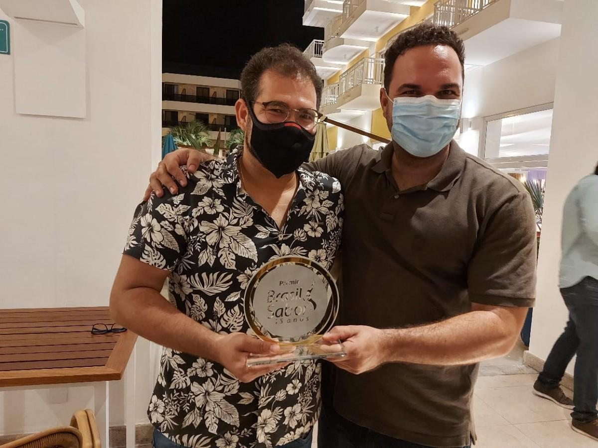 Abrasel realiza 15ª edição do Festival Brasil Sabor e elege o melhor prato de Sergipe (Foto: Navarro Comunicação)