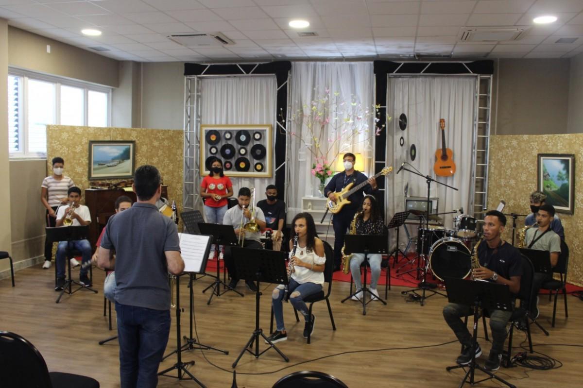 Sesc lança Laboratório de Artes da Juventude em Socorro (Foto: Sesc/SE)